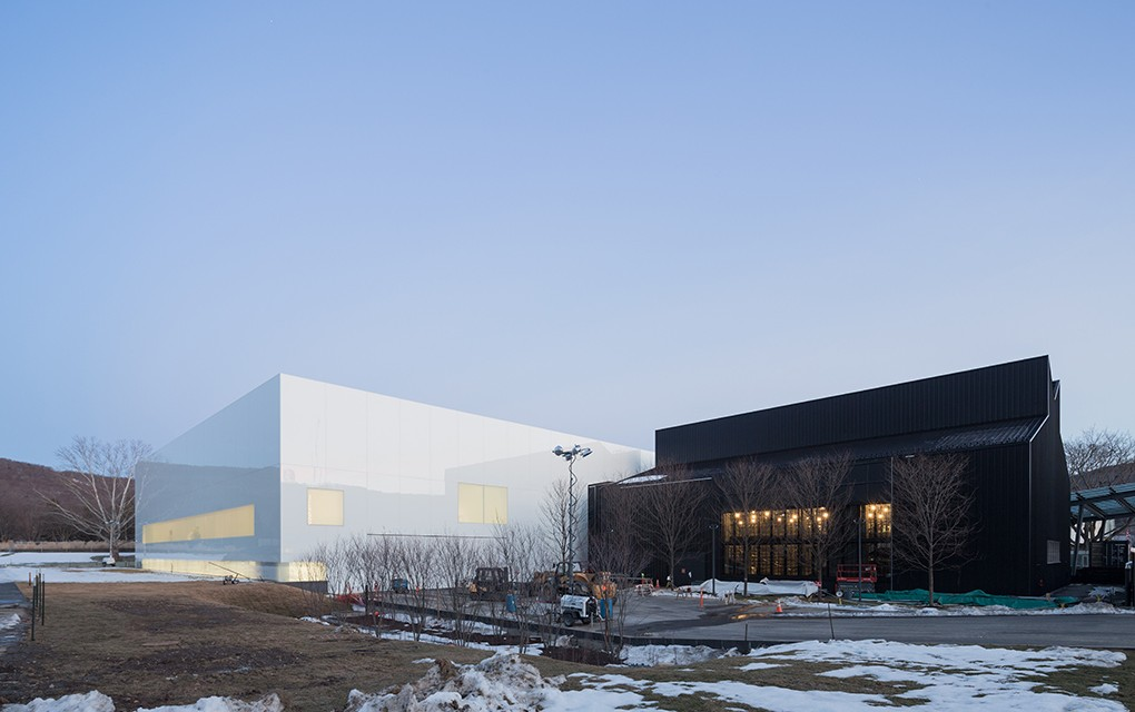 Guy Nordenson And Associates Corning Museum Of Glass Contemporary